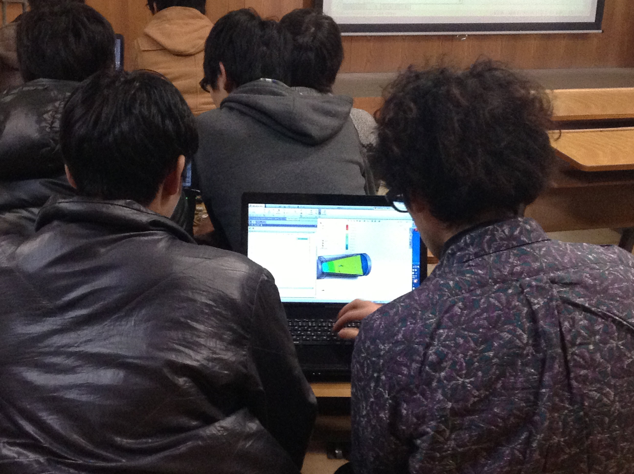 SolidWorks Japan Develops Students' Engineering Potential
