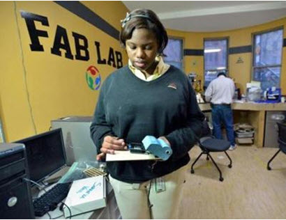 Fab Lab Boston