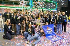 First Robotics Champions 2014 Team 469 Las Guerrillas