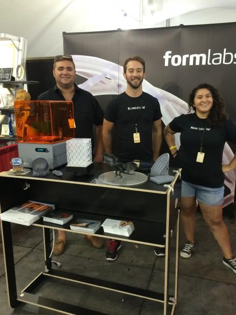 FormLabs at Fab11