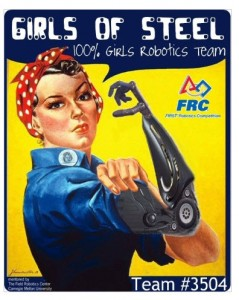Girls of Steel FRC 3504