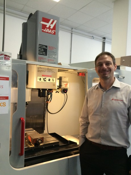 Haas at Kolin Tech HS