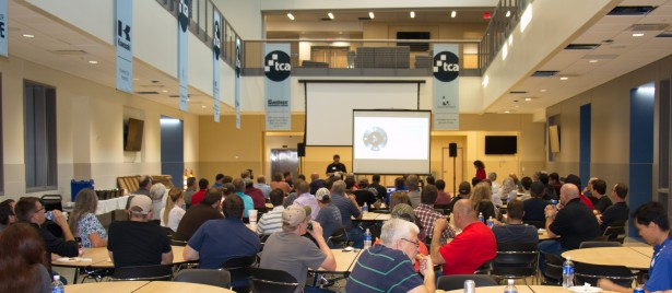 Lincoln SOLIDWORKS Users Group meeting at TCA