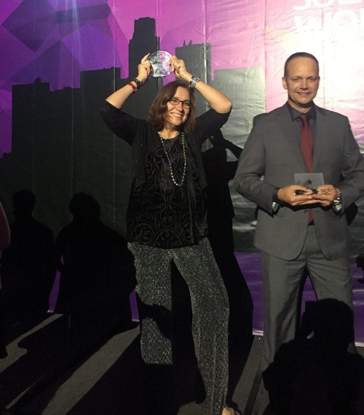 Caroline Dee, Top Sales Representative Of The Year