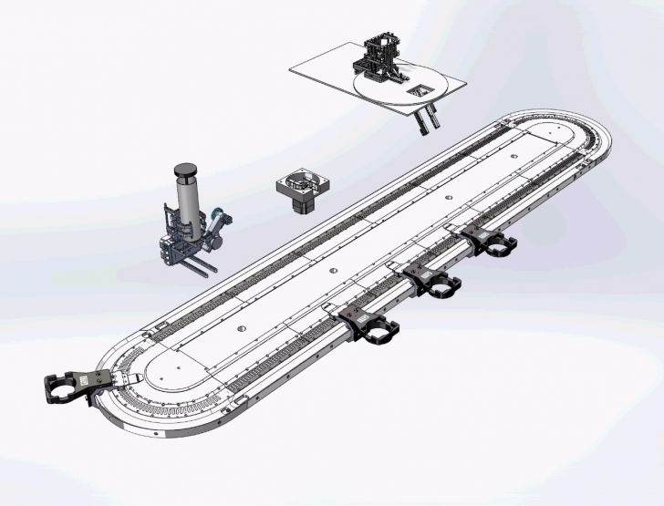 IQS Barcelona –  ITQ Munich – Multidisciplinary Engineering Teams Innovate with SOLIDWORKS Motion