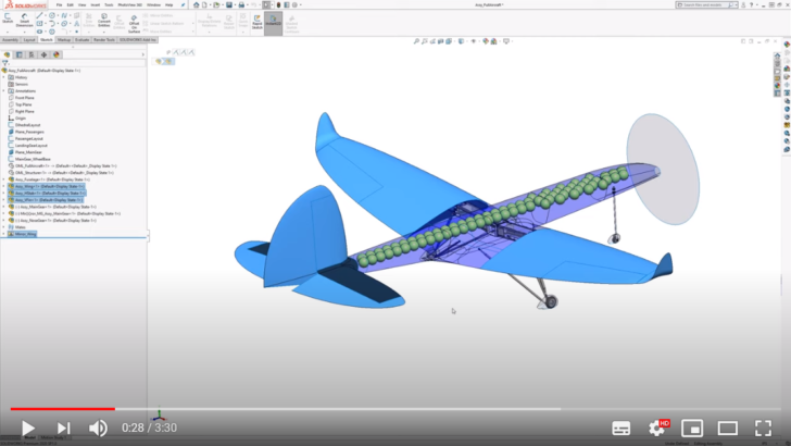 Aero Design Series – Airplane Stability – Part 1: Introduction