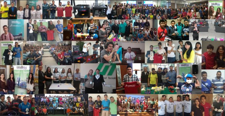 Intelligy Tour Mexico Helps SOLIDWORKS Students Succeed
