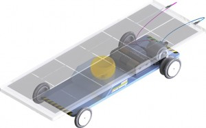 Junior Solar Spint Car SolidWorks Cuda Country