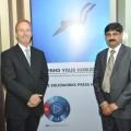 Ken Clayton PM Ravikumar SATC Announcemnet