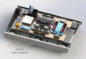 KitBot in SolidWorks HR