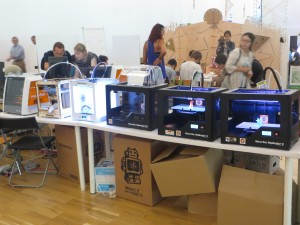 Makerbots and More