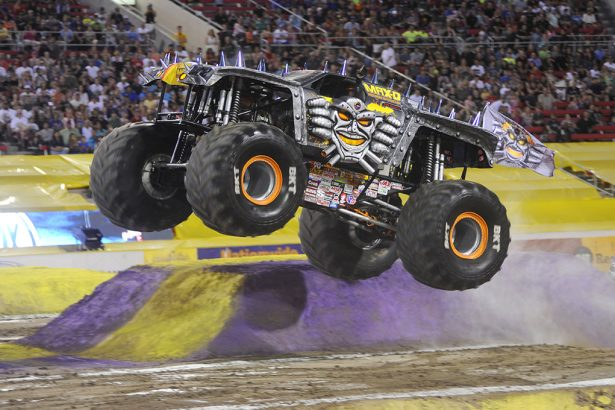 Max-D. Image courtesy of MonsterJam.com