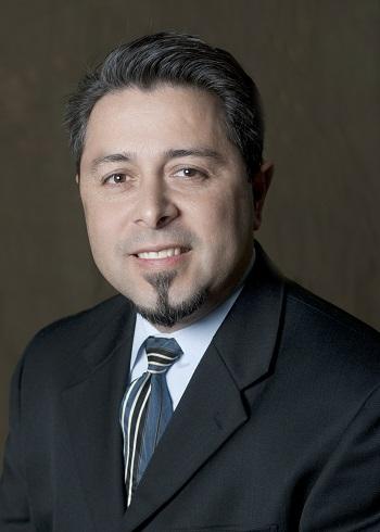 Ed Hernandez portrait