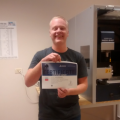 Nick Johnson CSWE SolidWorks Certification