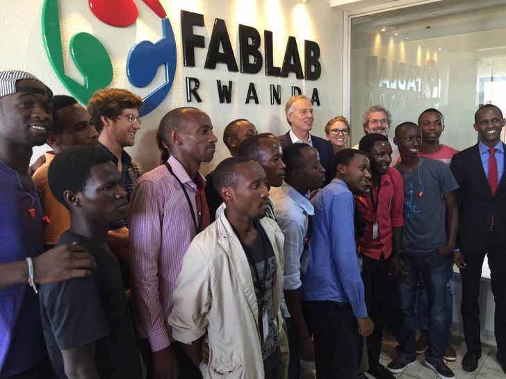 FAB LAB Rwanda Provides Education, Community, and Entrepreneurship