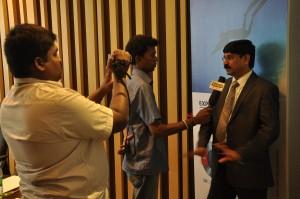 PM Ravikumar Press Interview