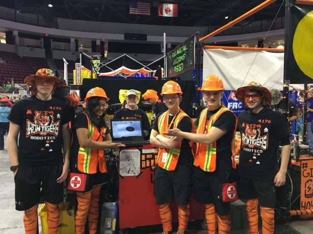Team 4176, Iron Tigers