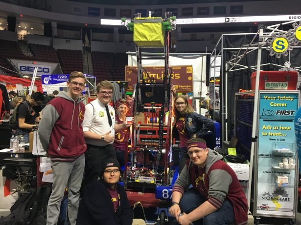 Team 5687, The Outliers