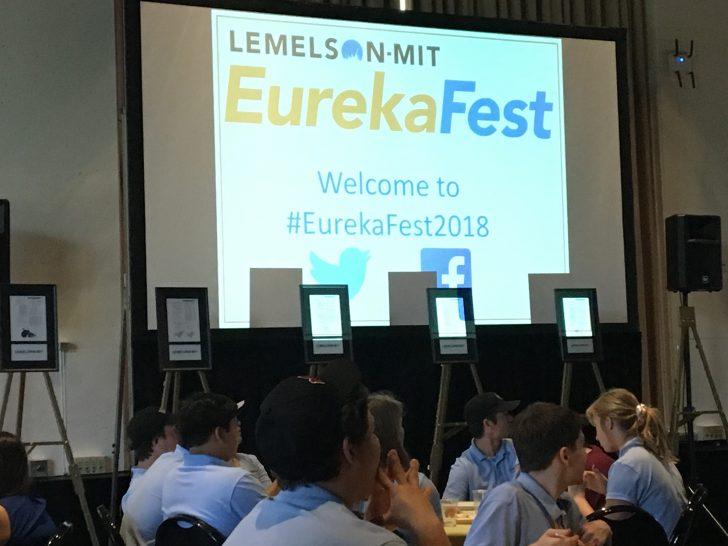 Lemelson-MIT's EurekaFest Inspires