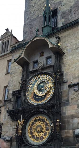 Prague Clock SolidWorks Teachers Blog