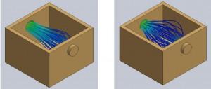 Rates Approach Zero SolidWorks Flow Simulation