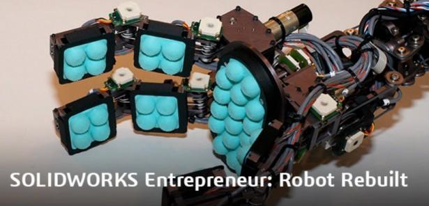Robot Rebuilt