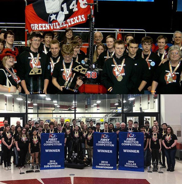 FIRST Robotics Team 148, Robowranglers