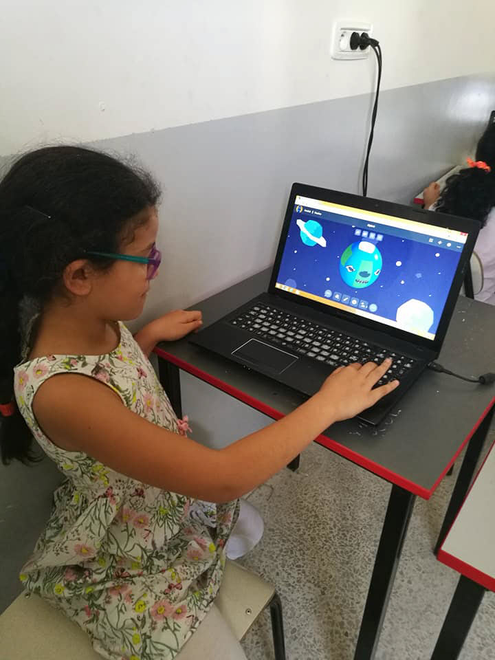 SOLIDWORKS Apps For Kids Goes to AL-Kindy Primary School