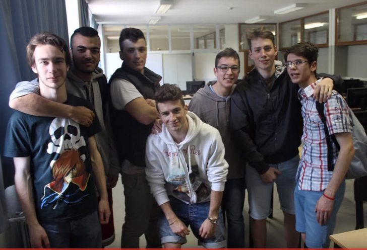 Italian Students Succeed with Speed using SOLIDWORKS