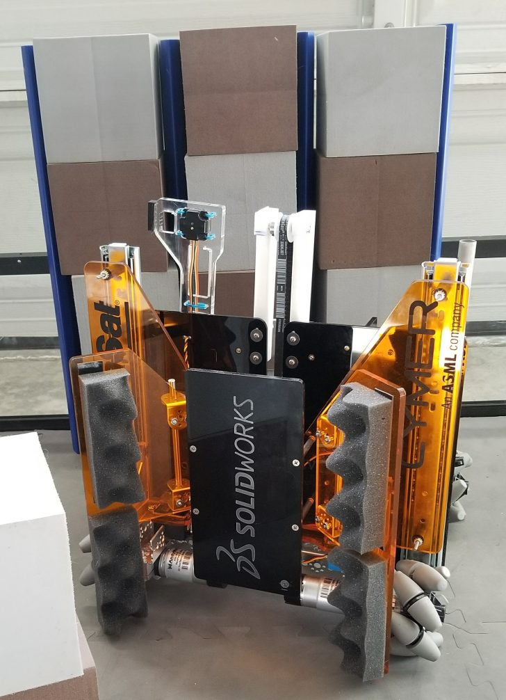 SOLIDWORKS WORLD – FIRST Robotics Teams Featured, SOLIDWORKS VARS and Customers Support FIRSTPOWERUP and STEM Learning