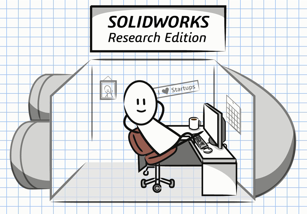 Fundamentals of SOLIDWORKS Research Edition
