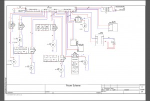 Schematic in SolidWorks Electrical 300x201 robot teams wired for solidworks electrical wiring diagram for 2017 silverado at soozxer.org