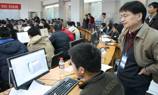 Shandong Mechatronics Design Competition Shengxin SolidWorks EDU VAR