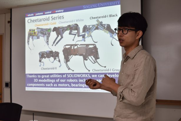 Sogang University Robotic Technology