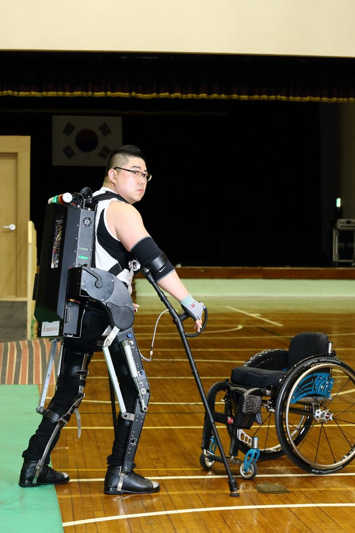 Sogang University Korean Researchers Innovate Wearable Robot Technology with SOLIDWORKS