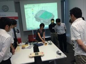 SolidWorks Japan EDU Teacher Simulation Camp Thermal