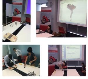 SolidWorks Japan EDU Teacher Simulation Camp Vibration