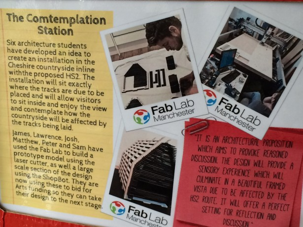 SolidWorks Vists FabLab Manchester Entrepreneur 2