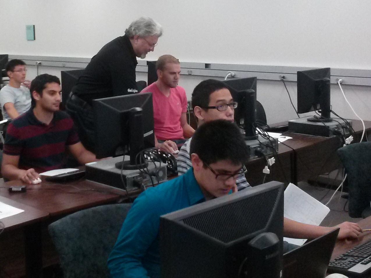 SolidWorks Reseller Supports Certification, UC Davis and STEM Kids