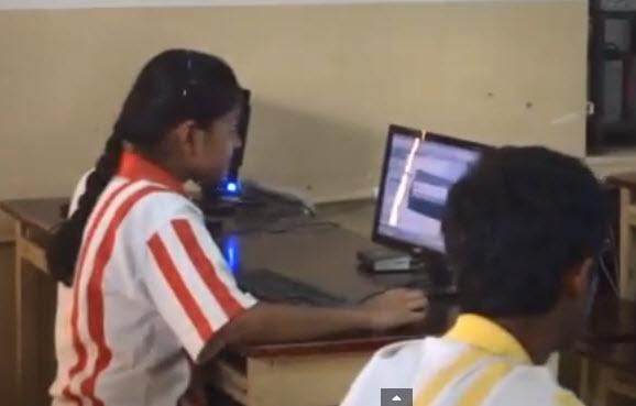 TINSI SHARPS Middle School India