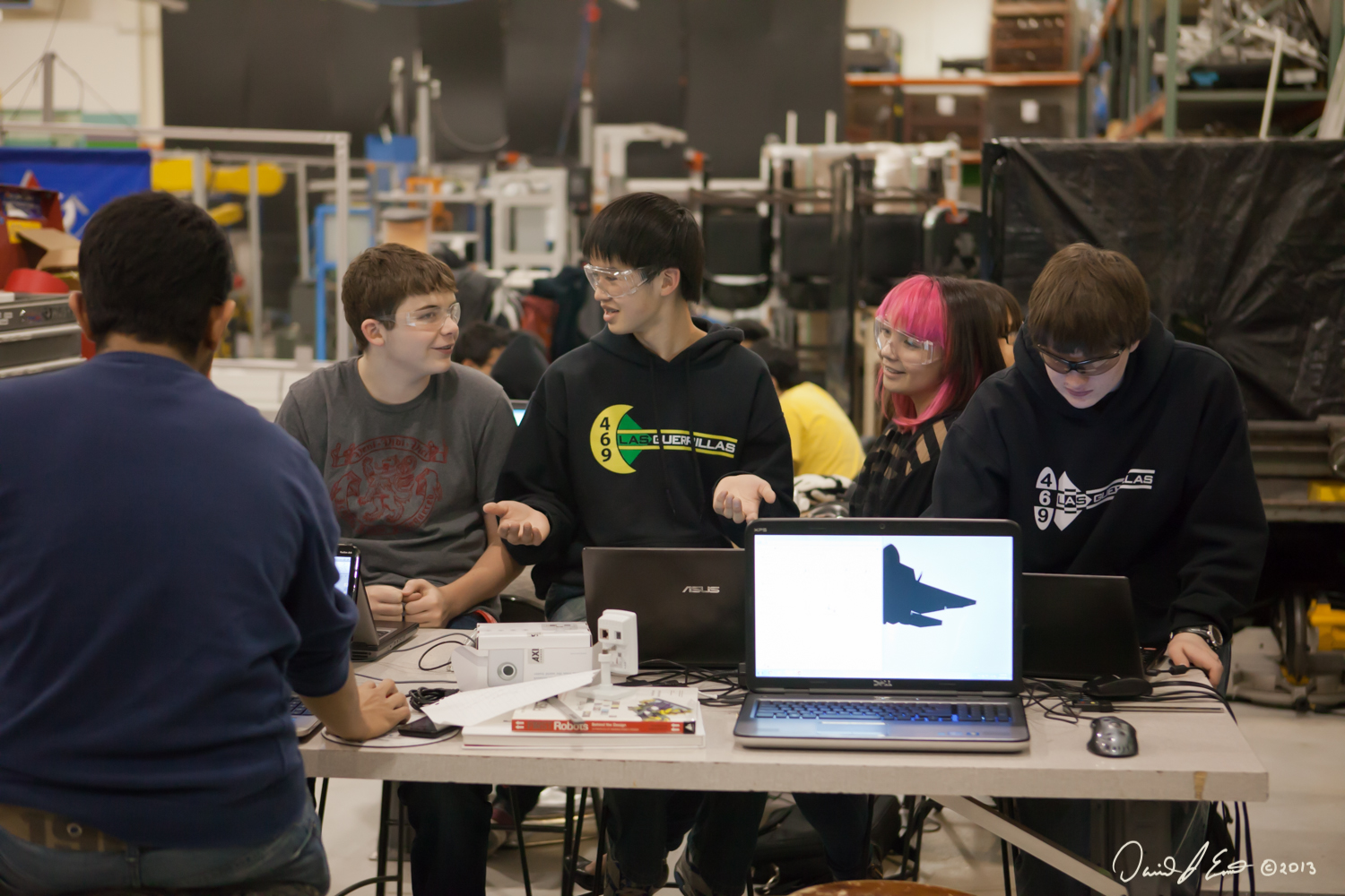 For the Love of Engineering: FIRST in Michigan Transforms Education