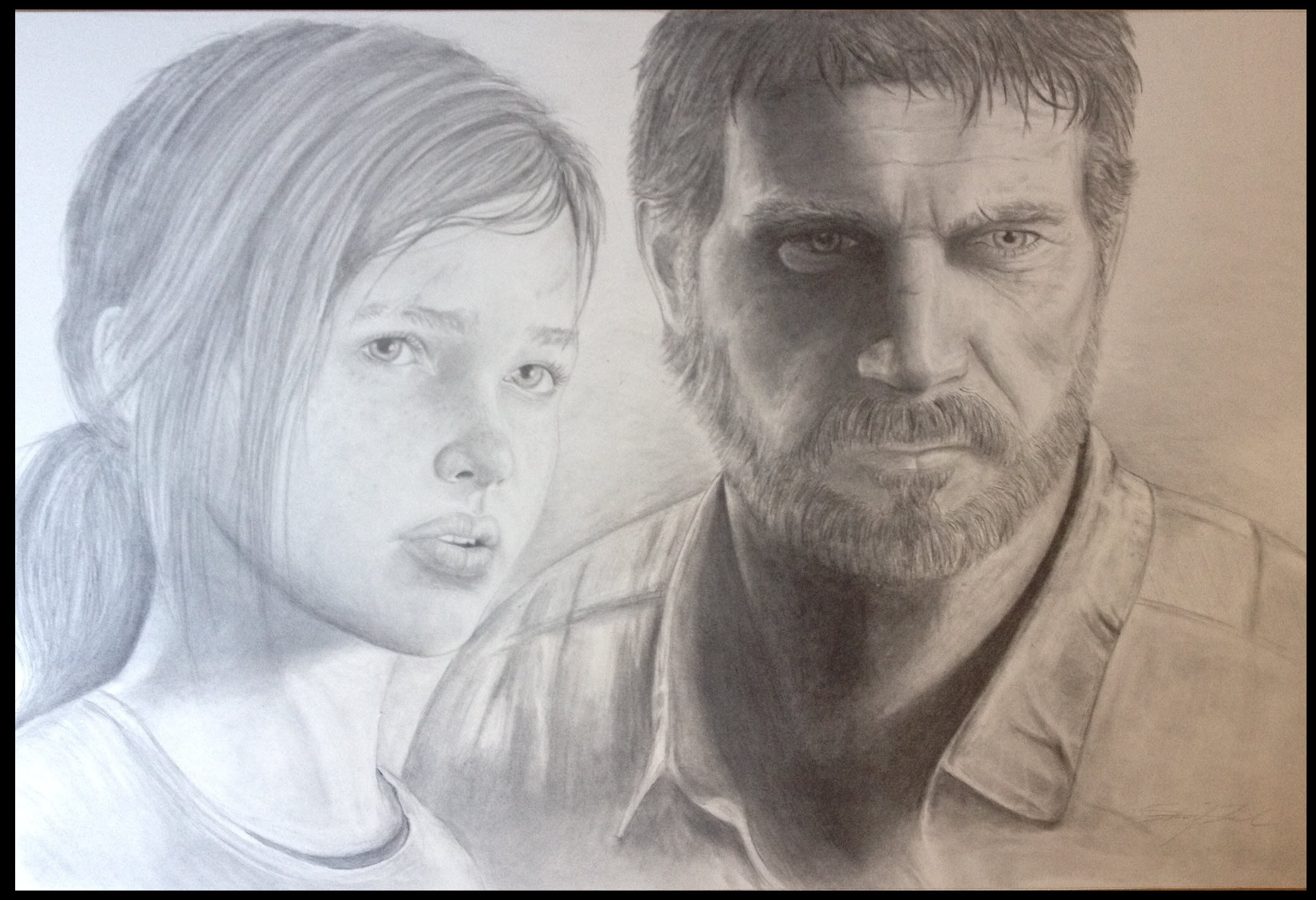 The Last of Us Journey Through 2014