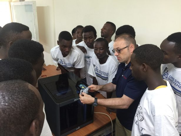 Tumba technical School Rwanda