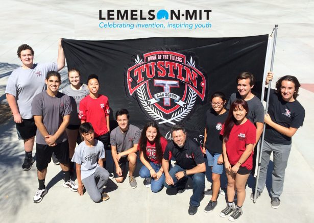 Ed's Lemelson-MIT team