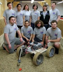 UMass Lowell Rover Hawks Team