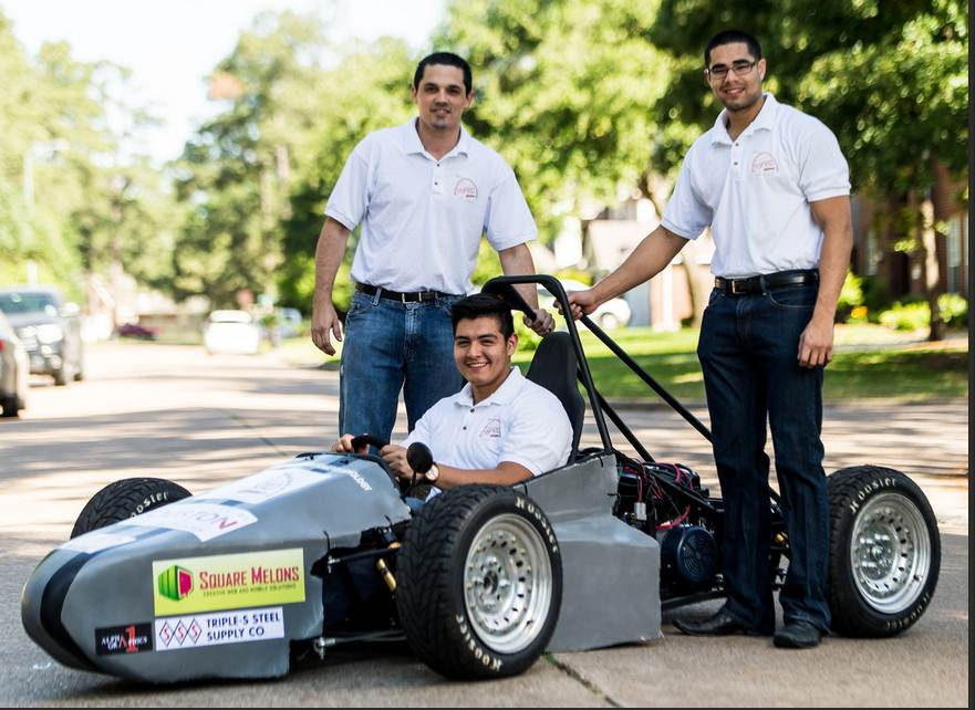 Blood, Sweat, Tears and SolidWorks Gets University of Houston SAE Team to Formula Hybrid