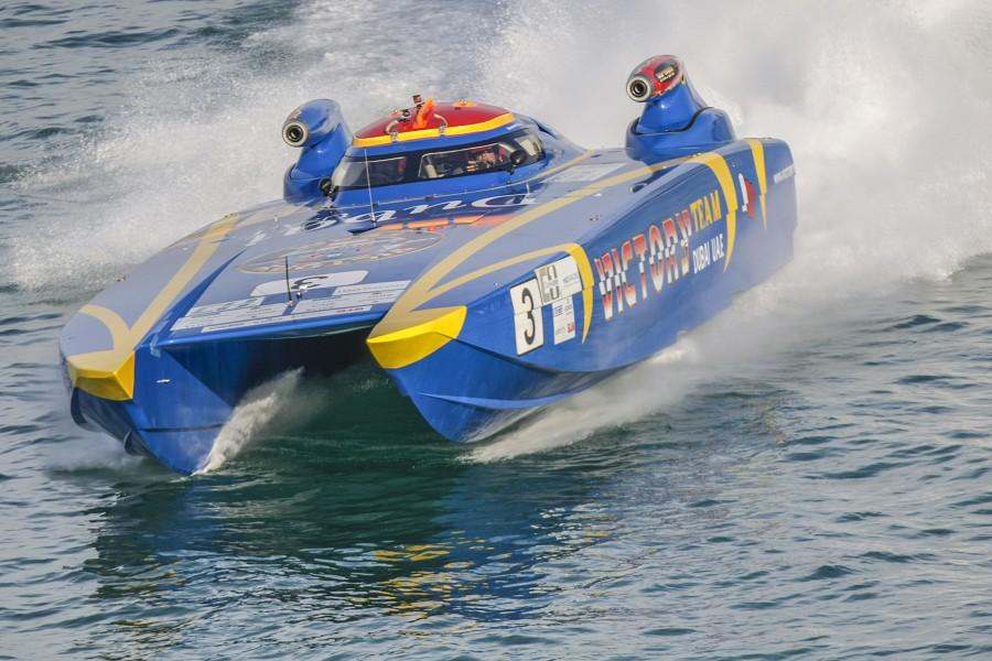 UAE Victory Team Wins World Powerboat Championship