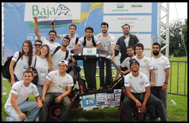 Vitoria Baja SAE Brazil  SolidWorks 5