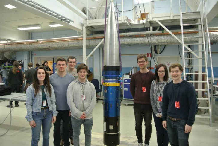 University of Warwick Developing a Nano Satellite with SOLIDWORKS