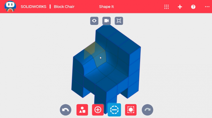 SOLIDWORKS Apps for Kids How-To: Add and Remove Material